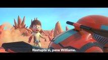 Willy a kouzelná planeta: TV spot