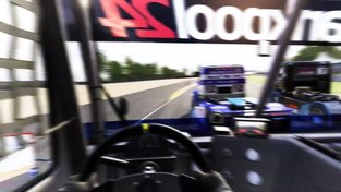 FIA European Truck Racing Championship - Launch Trailer