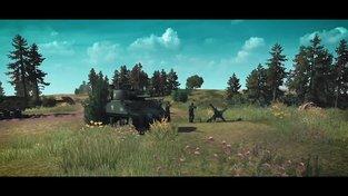Men of War: Assault Squad 2 - Cold War - oznamovací trailer