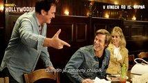 Tenkrát v Hollywoodu: herci o filmu