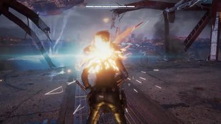 Marvel's Avengers - A-Day Prologue gameplay