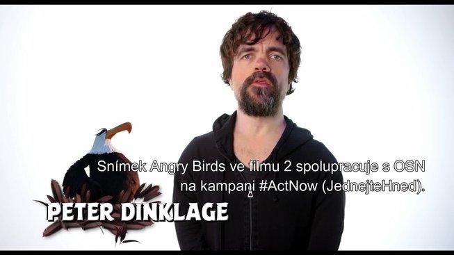 "Angry Birds ve filmu 2: speciál ""Act Now"""
