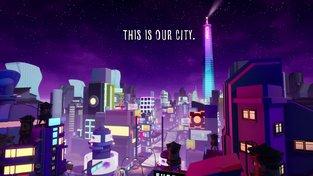 No Straight Roads - Vítejte ve Vinyl City