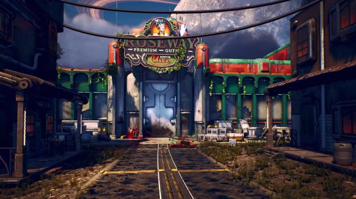The Outer Worlds – Kolonie Halcyon k vaším službám