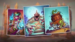 Hearthside Chat: Take to the Tombs - Tombs of Terror   Hearthstone