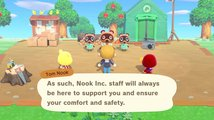 Animal Crossing: New Horizons - Nintendo Direct 9.4.2019