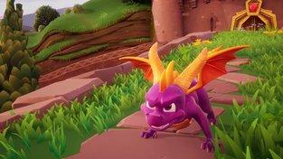 Spyro Reignited Trilogy - New Platforms Launch Trailer