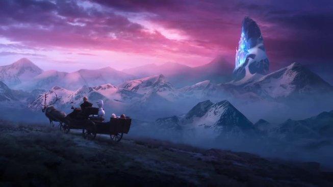 Ledové království 2 - trailer 2