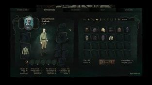 Stygian: Reign of the Old Ones - Inventář