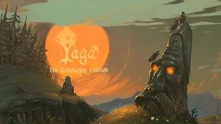 Yaga - Oznámení akčního RPG