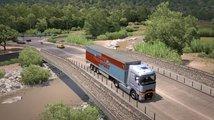 Euro Truck Simulator 2 - Vive la France se rozšiřuje o Korsiku