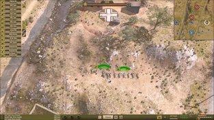 Close Combat: The Bloody First - útok na dům