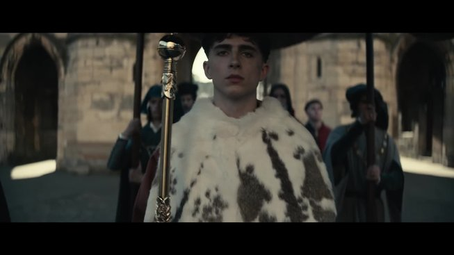 The King (2019): trailer