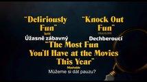 Na nože (2019): trailer 2 (české titulky)