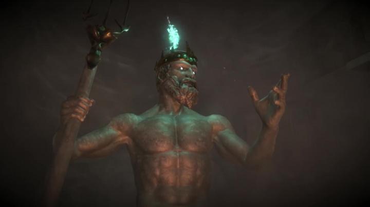 Argonus and the Gods of Stone - oznamovací trailer
