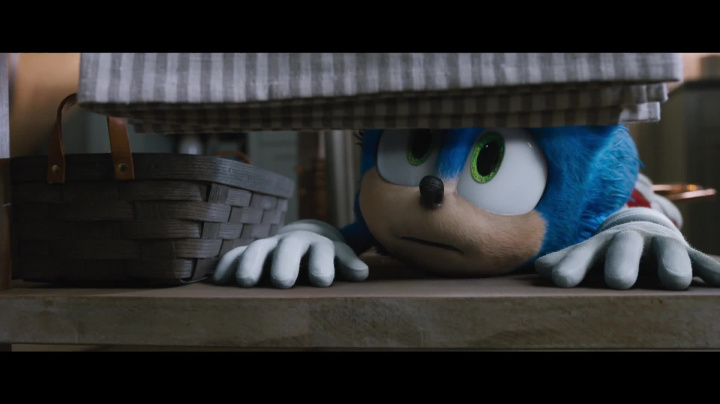Sonic The Hedgehog (2020) - druhý trailer