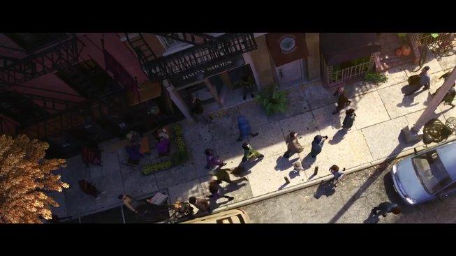 Duše (2020): teaser (český dabing)