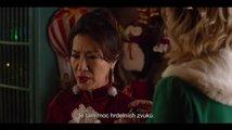 """Last Christmas (2019): ukázka """"santa a milenec"""""""