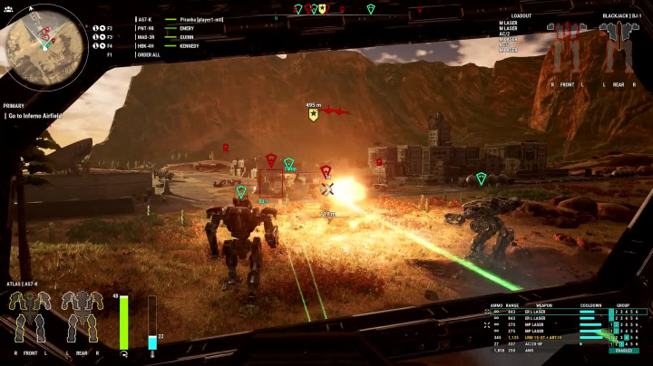 MechWarrior 5: Mercenaries - Walkthrough
