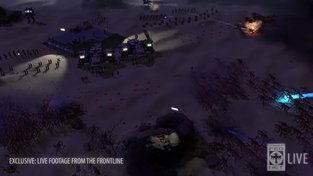 Starship Troopers - Terran Command    Gameplay Teaser