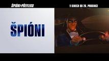 Špióni v převleku: tv spot 2