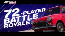 Forza Horizon4: The Eliminator - Battle royale mód