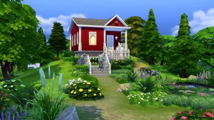 The Sims 4: Tiny Living - DLC s mikrodomky
