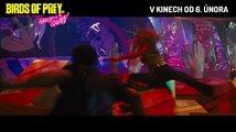 Birds of Prey (Podivuhodná proměna Harley Quinn): síla a přednosti hlavní hrdinky