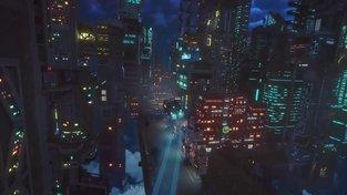 Cloudpunk - Announcement Trailer