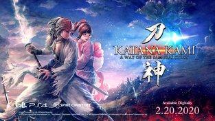 Katana Kami: A Way of the Samurai Story - Trailer