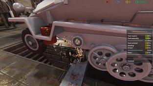 Tank Mechanic Simulator - Launch Trailer