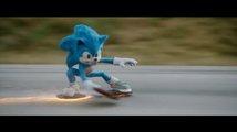 Ježek Sonic: scéna z filmu
