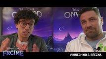 Frčíme (2020): film o filmu (dabéři hlavních postav Jan Cina a Michal Holan)