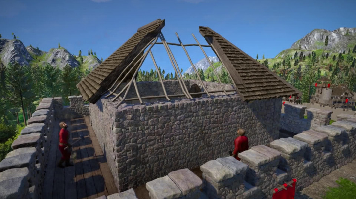 Medieval Engineers - Update 0.7.1 - Major Overhaul of Audio, Visuals, & Blocks