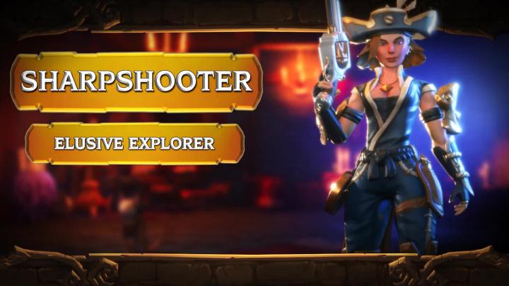 Torchlight III - Třída Sharpshooter