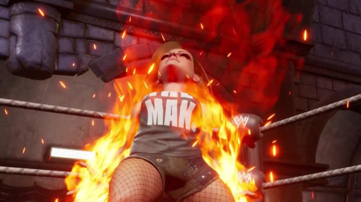 WWE 2K Battlegrounds - Teaser Trailer