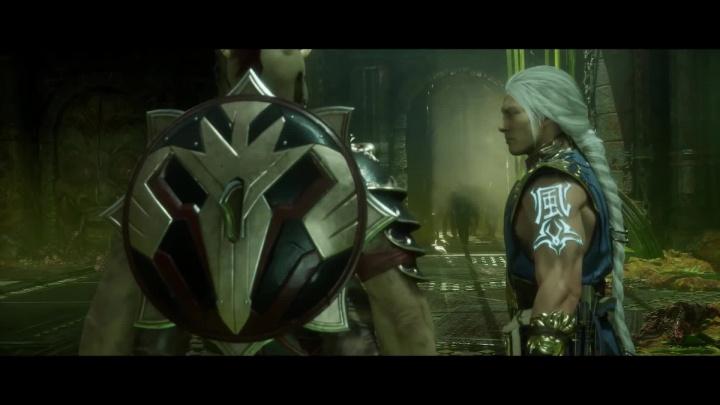 Mortal Kombat 11: Aftermath - Story Clip