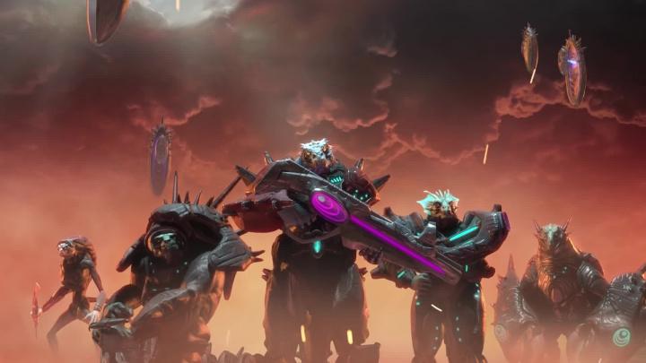 Age of Wonders: Planetfall - Invaze