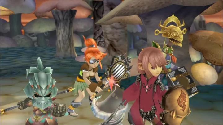 Final Fantasy Crystal Chronicles Remastered Edition – Datum vydání