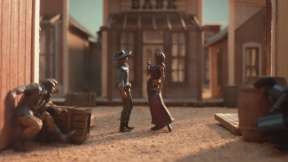 Desperados 3 - Figurkový trailer