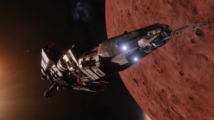 Elite Dangerous: Fleet Carriers - Launch Trailer