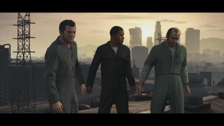 Grand Theft Auto V a Grand Theft Auto Online - Oznámení podpory PS5