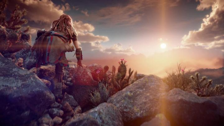 Horizon: Forbidden West - Oznámení