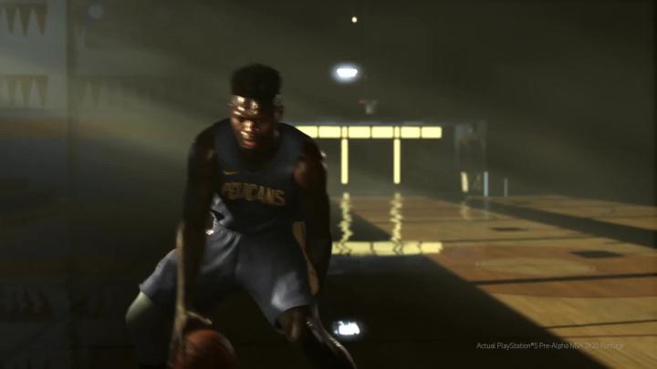 NBA 2K21 - oznámení