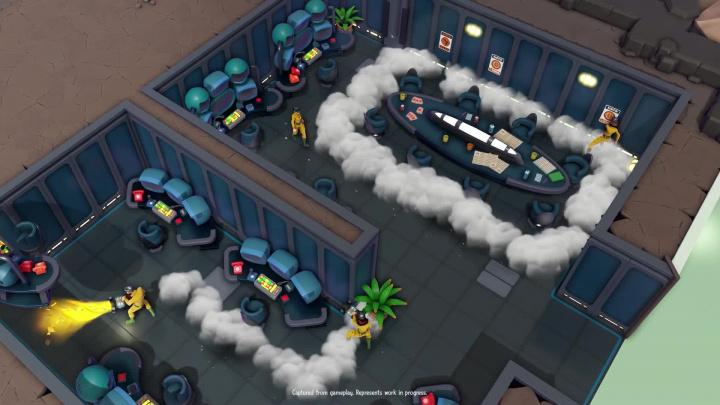 Evil Genius 2: World Domination - ukázka z hraní