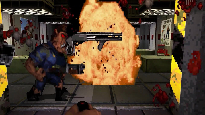 Duke Nukem 3D: World Tour - Trailer pro Switch