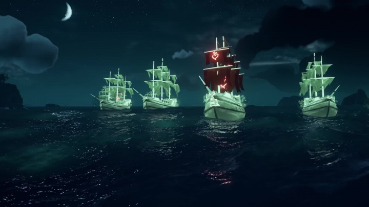 Sea of Thieves - Haunted Shores