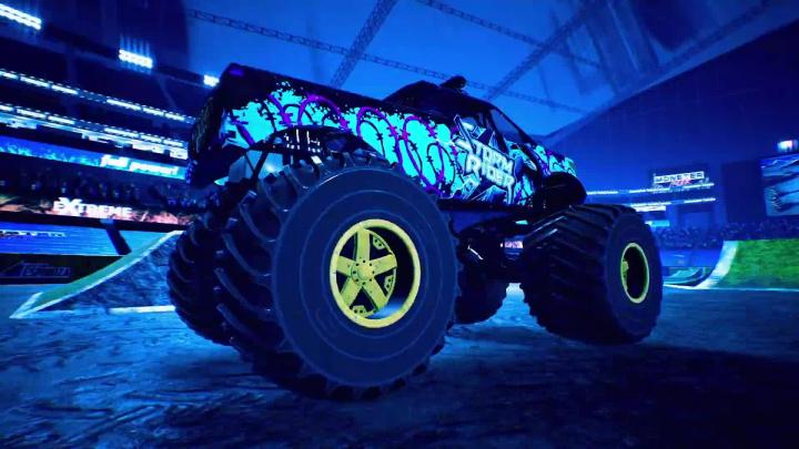 Monster Truck Championship - Oznámení