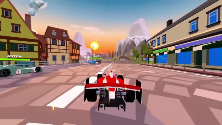 Hotshot Racing - Odhalení