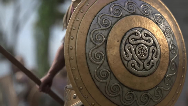 Meneláos - Total War: Troy